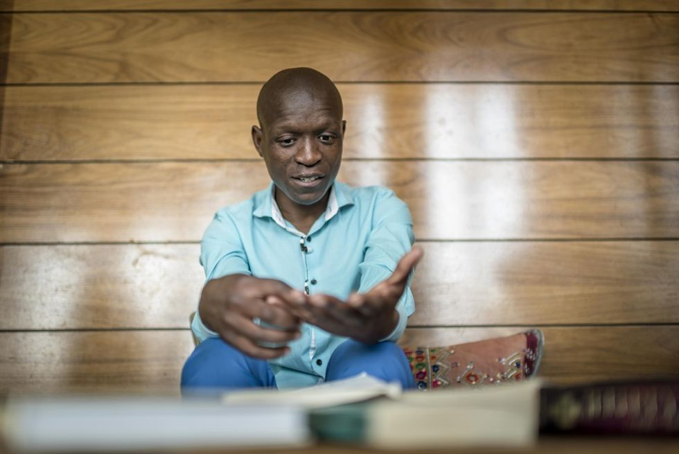 The Story of South Africa's 'Pavement Bookworm' Highlights the Value of Literacy
