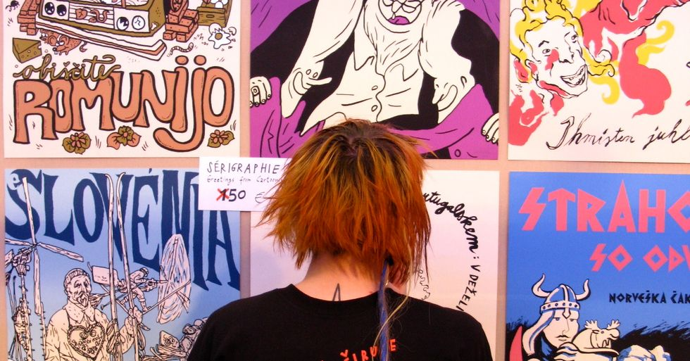 Comic Festival Reconsiders All-Male Awards Shortlist After Threat of Boycott