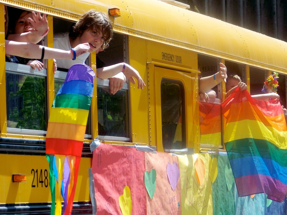 School for LGBTQ Students to Open in Georgia