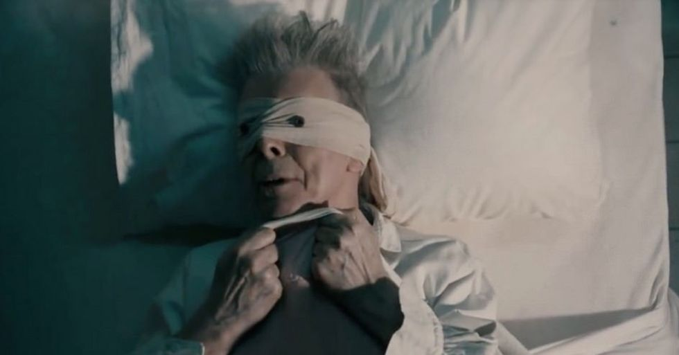 David Bowie Told the World He Was Dying Through His Final Album