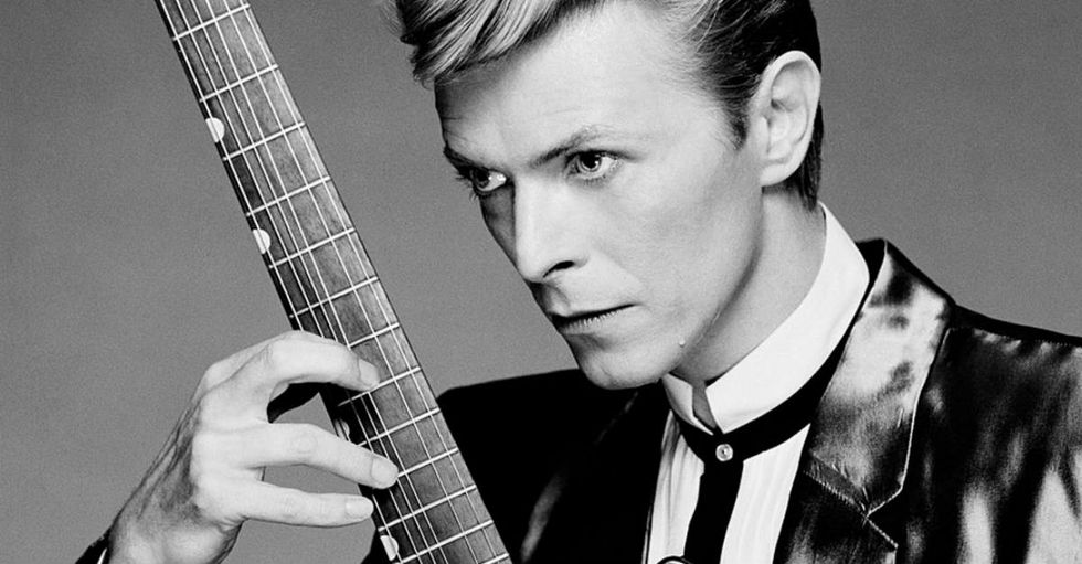 David Bowie Gets Philosophical in This Obscure Interview