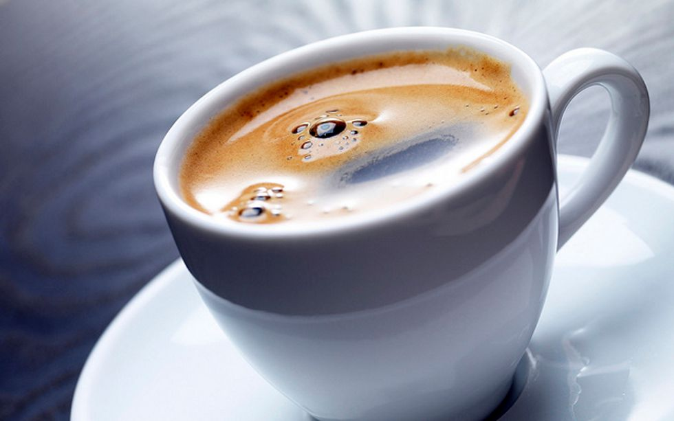 New U.S. Dietary Guidelines: Eat Less Sugar, But Coffee's Cool
