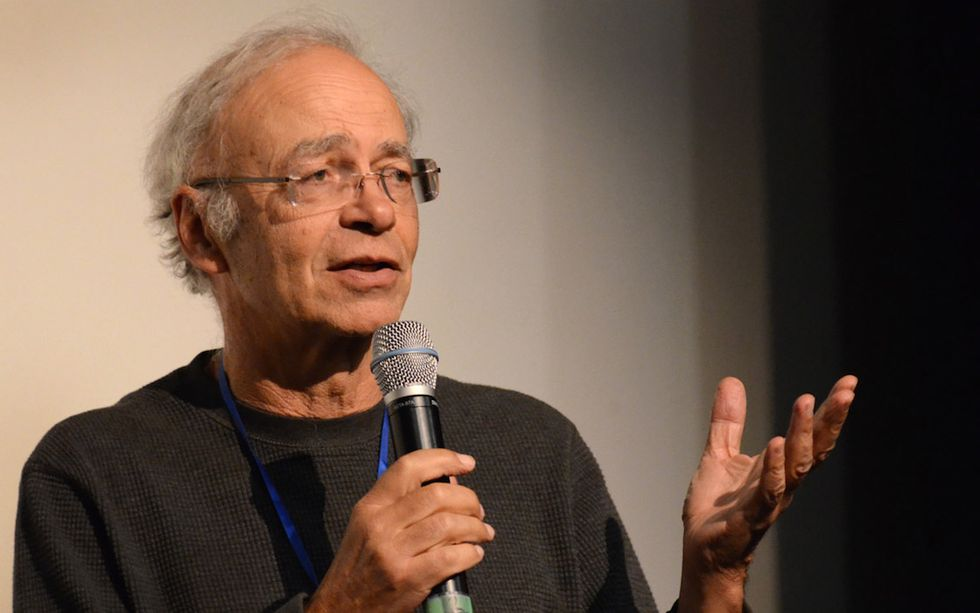 Peter Singer on the COP21 Agreement and the Ethics of Climate Change