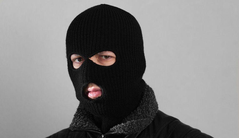 Libya's Masked Men Take on Human Traffickers