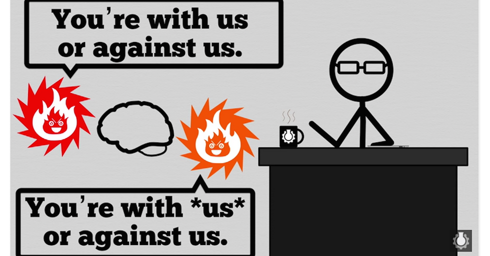 How Internet Memes and Graphics Are 'Thought Germs' and Why Anger Is the Main Vector