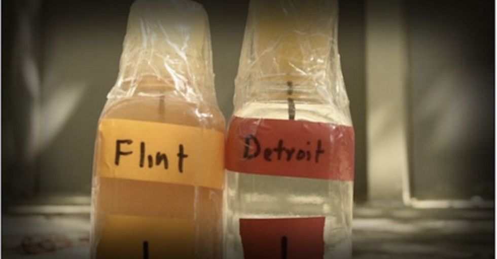 5 Horrifying Images From the Water Crisis inFlint, Michigan