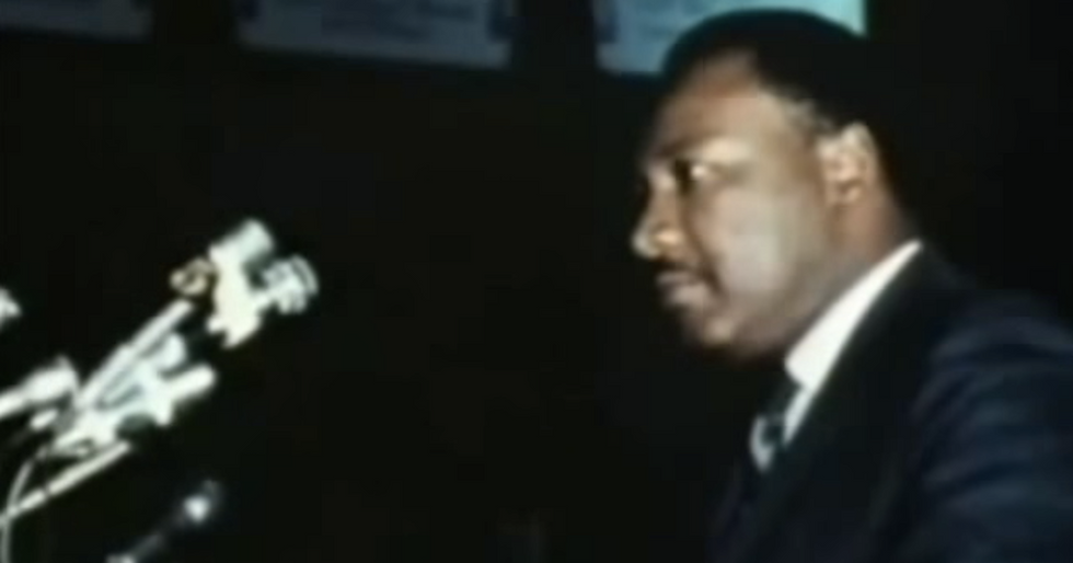 A Few Days Before He Was Killed,Martin Luther King Jr. Began to Change His Message