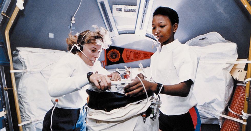 Women Are All on Board for NASA's Highest-Risk Trip to Date
