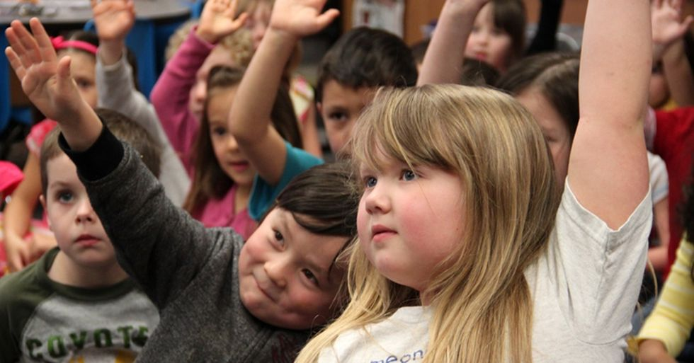 A Group of Kids Aged 4 to 8 Answer the Question 'What Does Love Mean?'