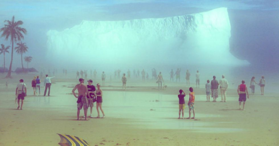 Artist Imagines How Climate Change and Technology Will Alter Earth Forever