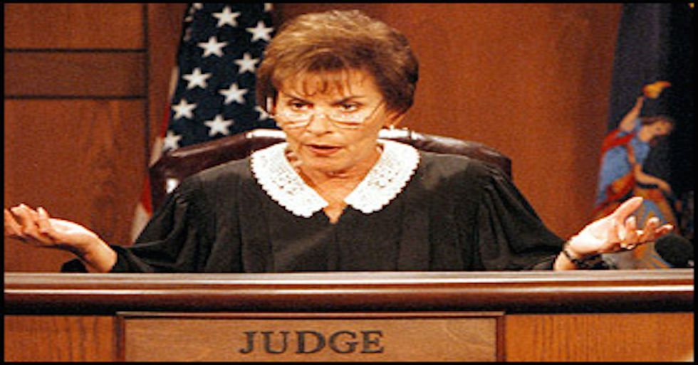 Nearly 10 percent of people surveyed think 'Judge Judy' is on The Supreme Court