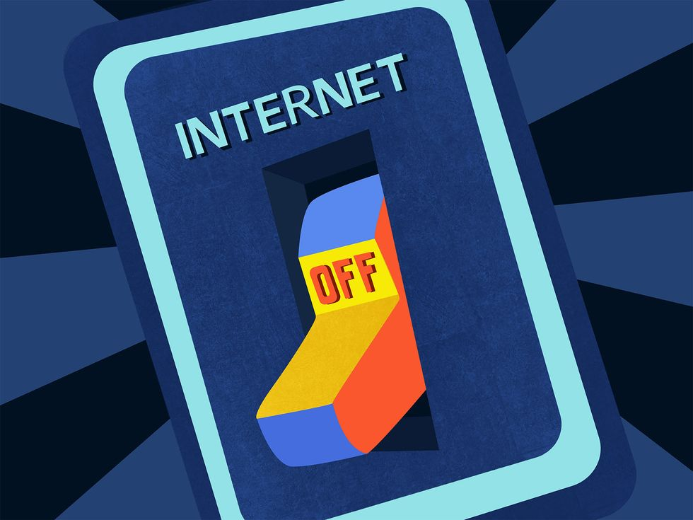 What Would You Do With Your Last Day of Internet?
