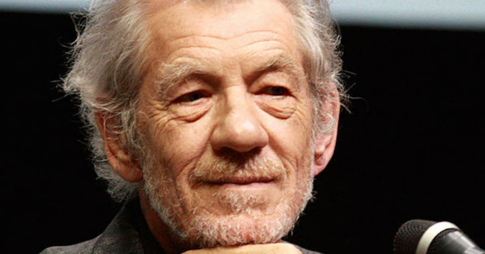 Ian McKellen: Don't Forget About Homophobia in Hollywood