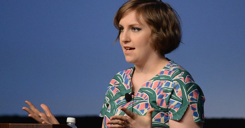Actress Lena Dunham Says Media Portrayal of Hillary Clinton is 'Rabidly Sexist'