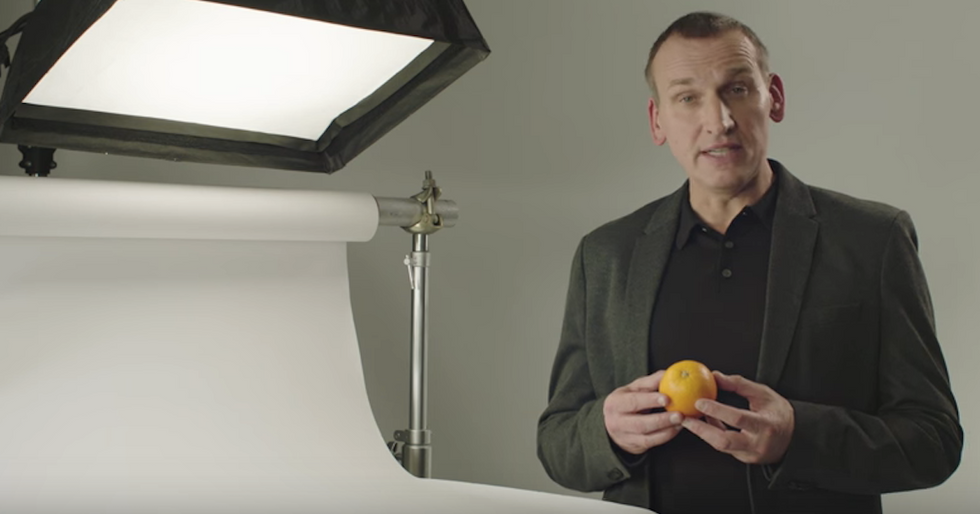 Here's What Dementia Looks Like—as an Orange