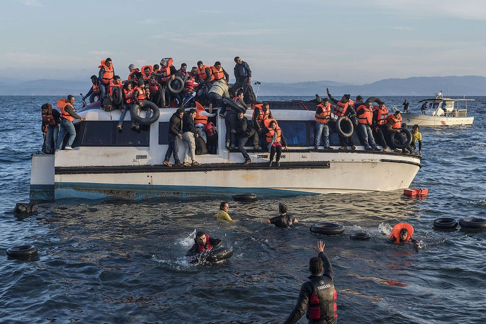 Campaign to Nominate Greek Islanders for Nobel Peace Prize Gets More Than 500,000 Signatures