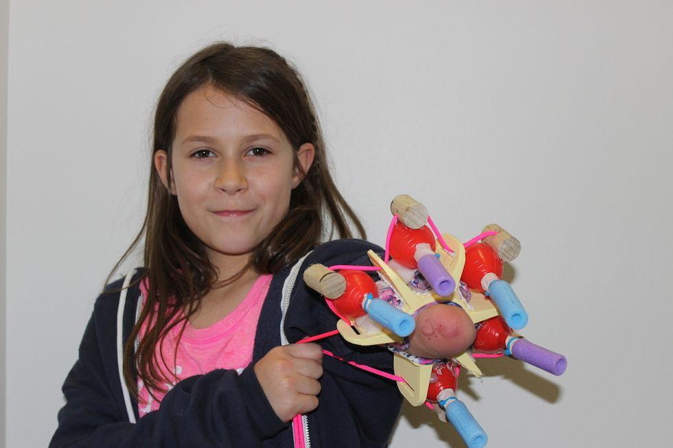 Kids Design Their Own Prosthetics in 'Superhero Cyborgs' Workshop