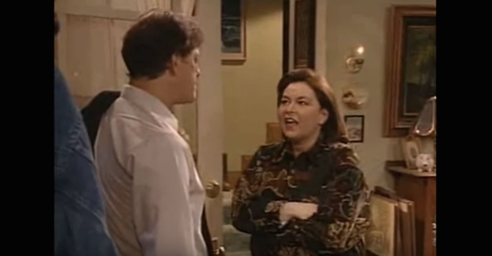 Flashback: Roseanne Barr Stands Up for the Middle and Lower Classes