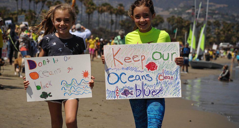 U.S. Implements Moratorium on Fracking in California Waters