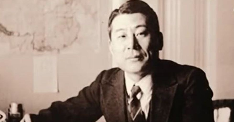 Film About 'Japanese Schindler' Premieres in the U.S.