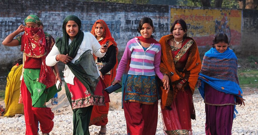Court Ruling Says Indian Women Can Now Be Heads of Household