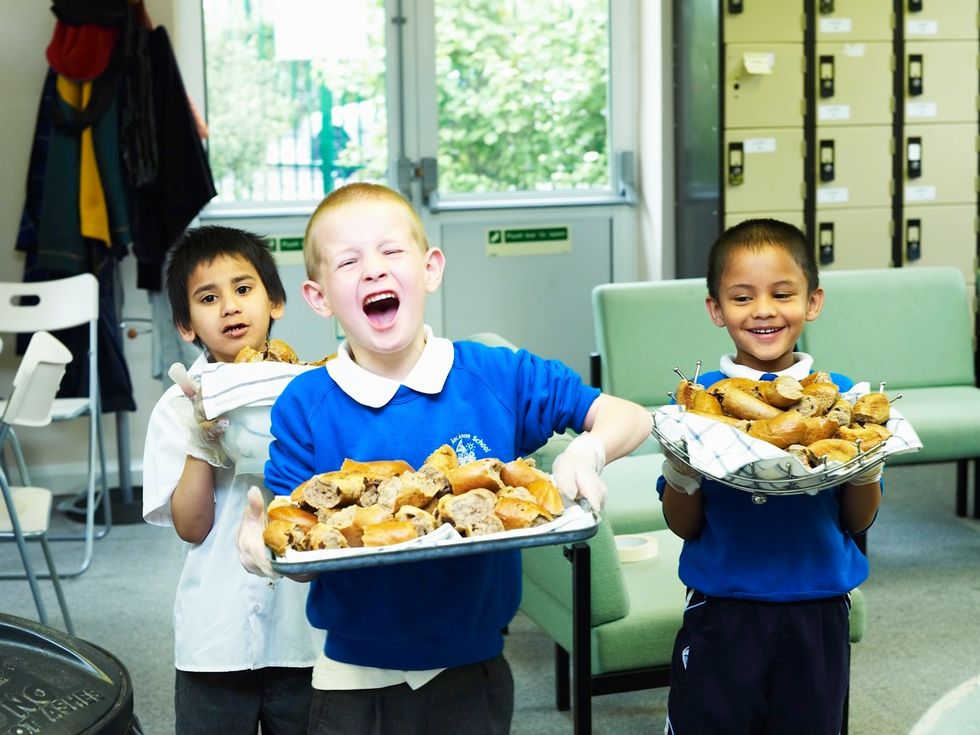 Inside the Fight for Free, Healthy School Food