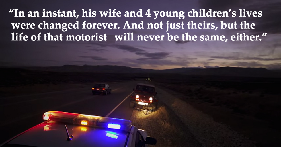 Hear Some Heartbreakingly Real Letters From Bicyclists to Car Drivers