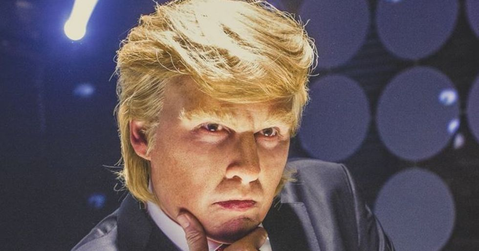 Johnny Depp Plays Donald Trump in Funny or Die's The Art of the Deal: The Movie