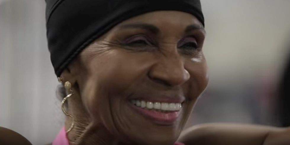 The Remarkable Story of the Oldest Female Bodybuilder