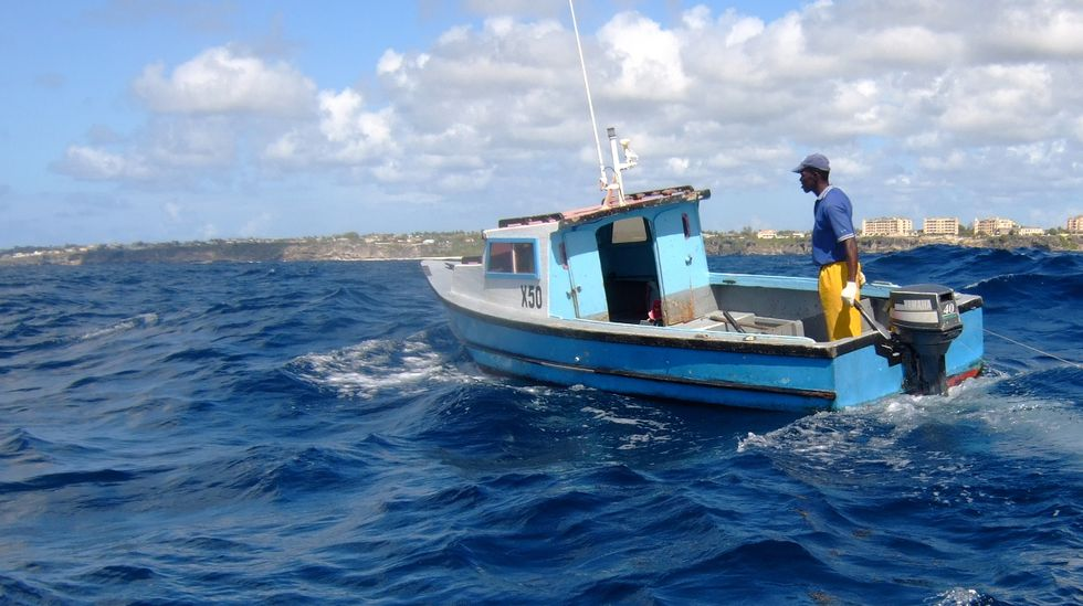 U.S. Strikes a Blow Against Slave Labor in the Fishing Industry