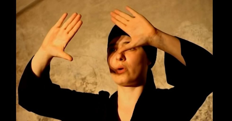 Natascha Nikeprelevic Is an Overtone Singer, Producing Two Sounds at Once