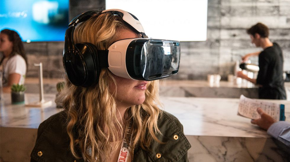 Could the Next Treatment for Depression Be Virtual Reality Therapy?