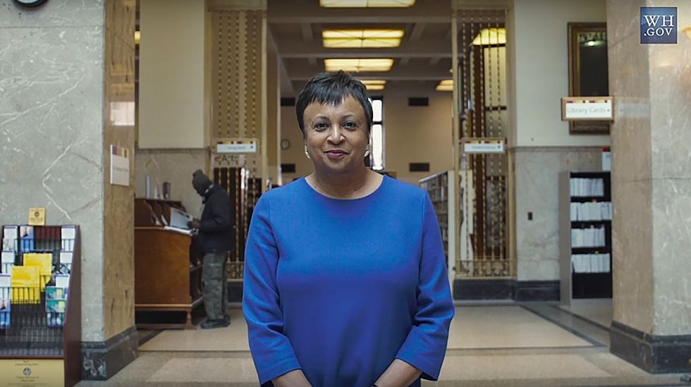 Meet Carla Hayden, Who Could Become the First African-American Librarian of Congress