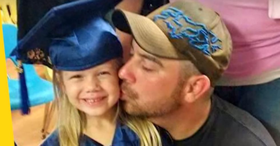 Single Dad Teaches Fathers How to Style Their Girls' Hair