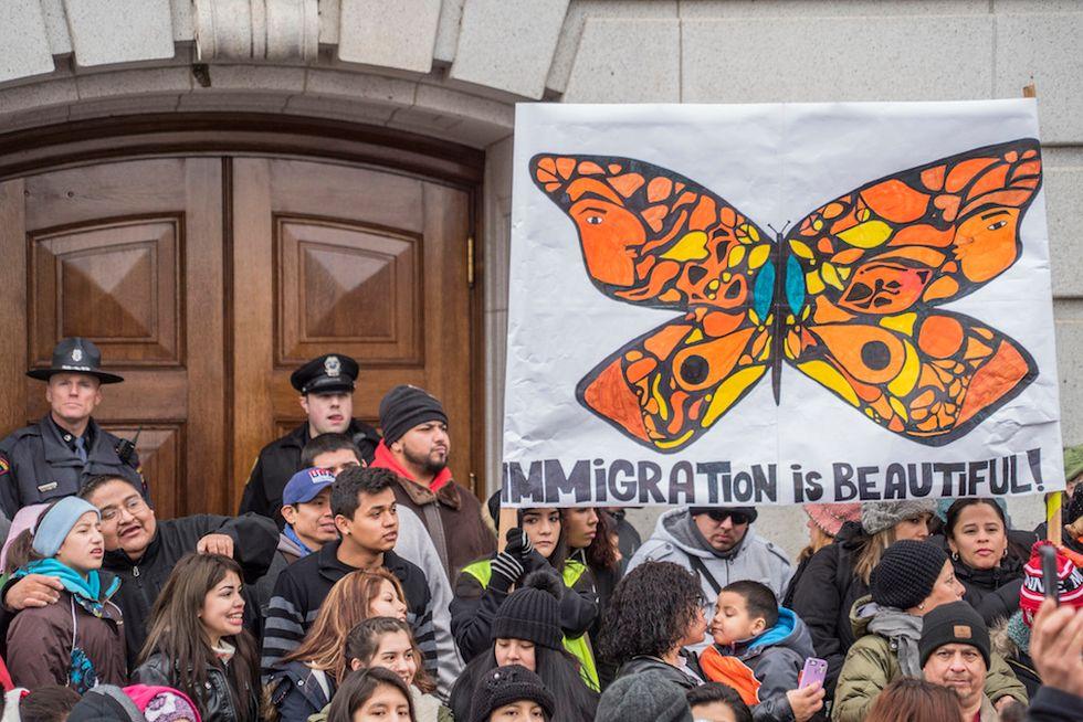 Latino Activists Fight Wisconsin's Anti-Immigration Bills