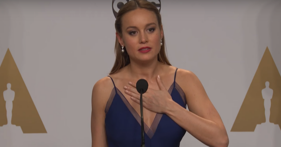 Brie Larson's Inspiring Words for Anyone With a Creative Dream