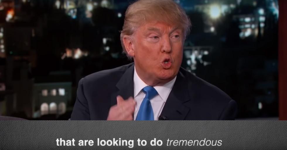 New Video Brilliantly Explains How Donald Trump 'Sells a Feeling'