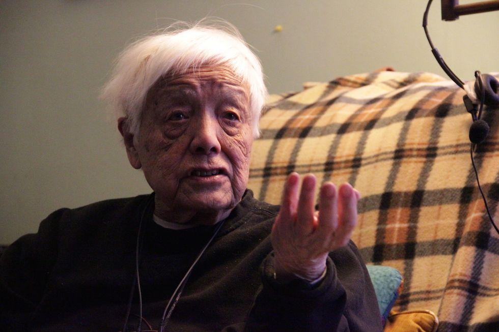 Famed Detroit Activist Grace Lee Boggs Passes Away at 100