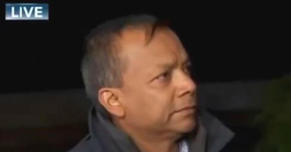 Husband of San Bernardino Attack Survivor Backs Apple in FBI Battle