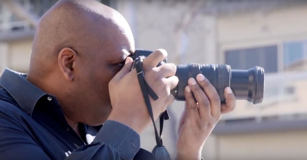 Sausage Company Challenges the Paparazzi to Photograph People Giving Back