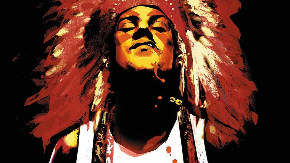 WGN to Adapt Vertigo Comics' Native American Crime Drama Scalped