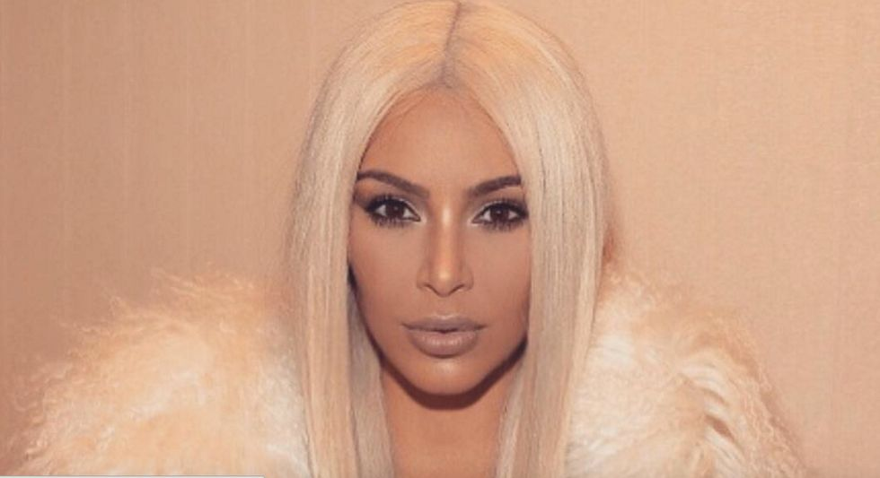 Kim Kardashian Defends Herself Against 'Body-Shamers'