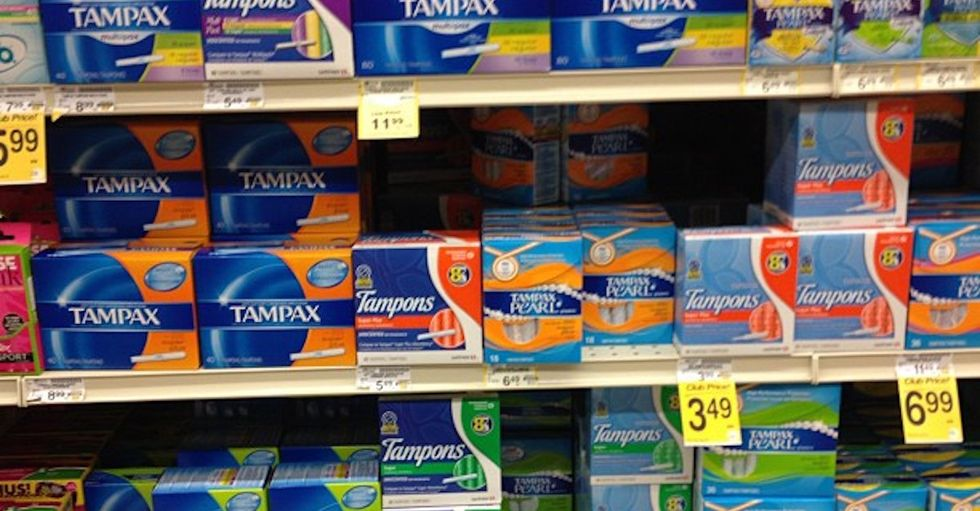 Illinois May Become the 6th State to Get Rid of 'Tampon Tax'