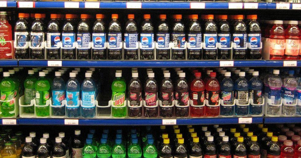 California Lawmakers Propose a Dramatic Soda Tax