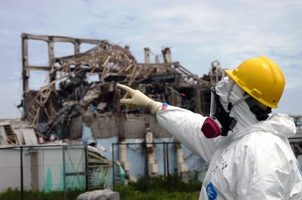 Five Years After Fukushima, Japan's Nuclear Power Debate Is Heating Up