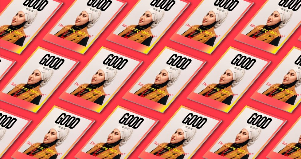 Meet 10 of the 2016 GOOD 100