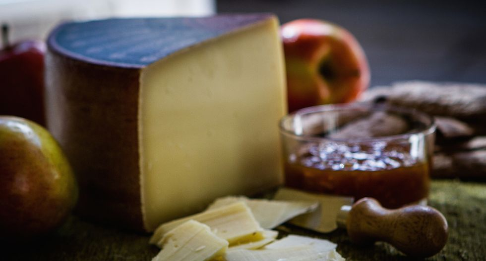 The Making of a World Champion Cheese
