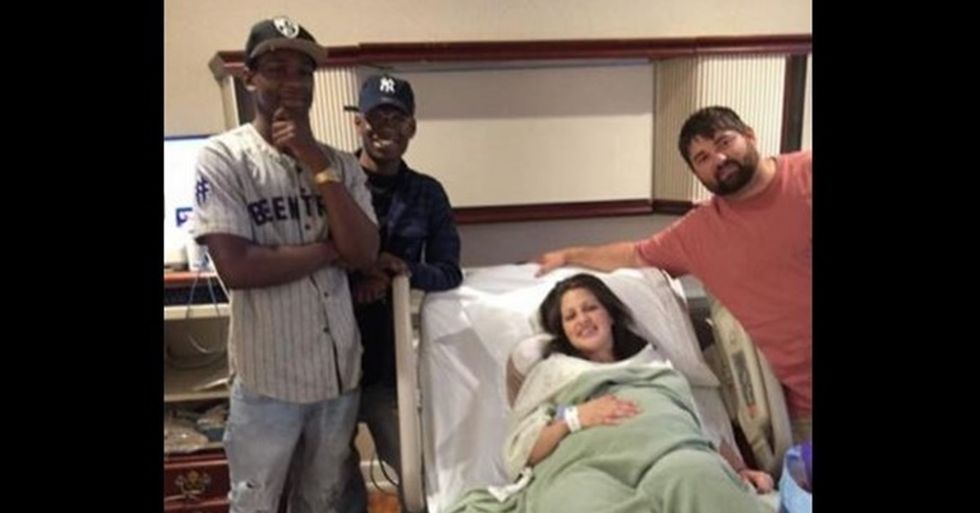 Total Strangers Bring A Newborn Gifts After Text Screw-Up