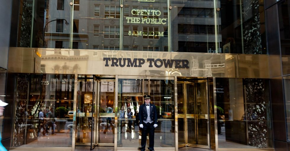 New York Initiative Builds a 'Kindness Wall'in Front of Trump Tower