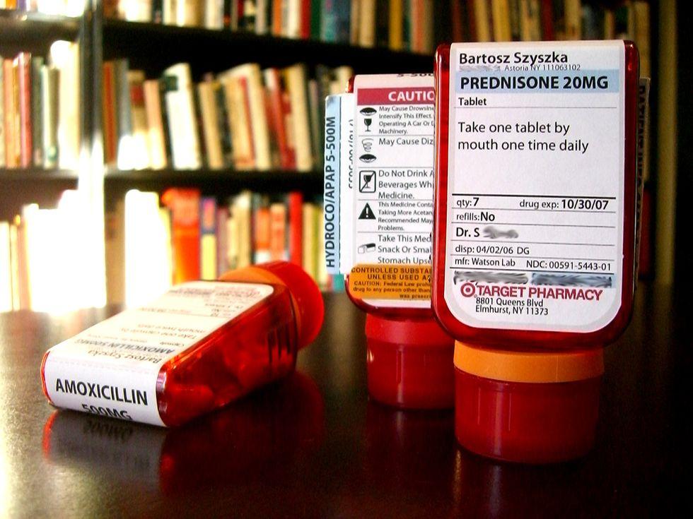 Our Prescription Labels Aren't Just Confusing. They're Dangerous.